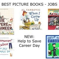 Best picture books about jobs