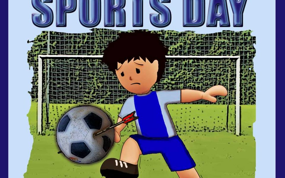 Cover Help to Save Sports Day