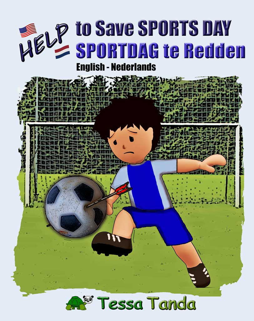 Help to Save Sports Day bilingual