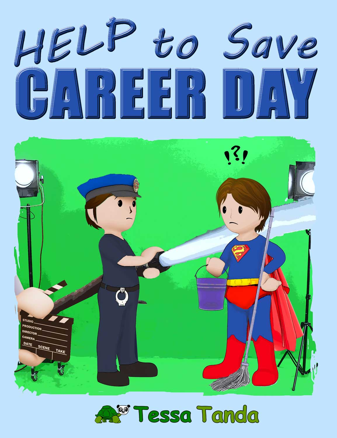 Help to Save Career Day by Tessa Tanda