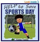 Interactive and humorous picture book help to save sports day
